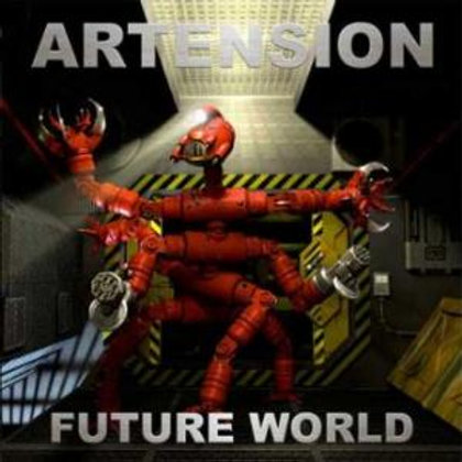 ARTENSION - FUTURE WORLD CD