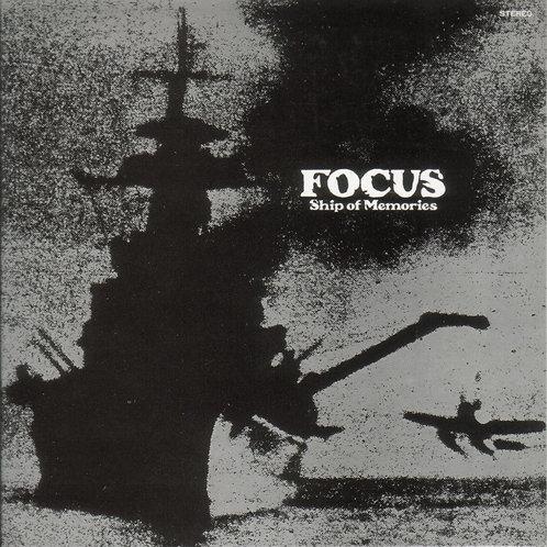 FOCUS - SHIP OF MEMORIES CD