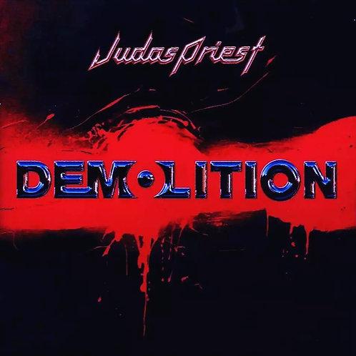 JUDAS PRIEST - DEMOLITION CD