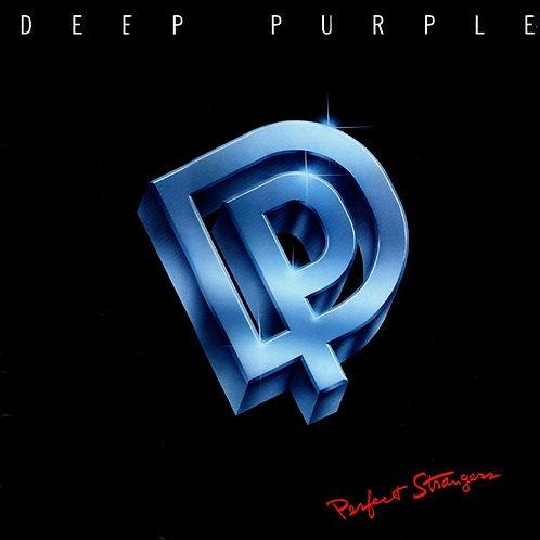 DEEP PURPLE - PERFECT STRANGERS CD