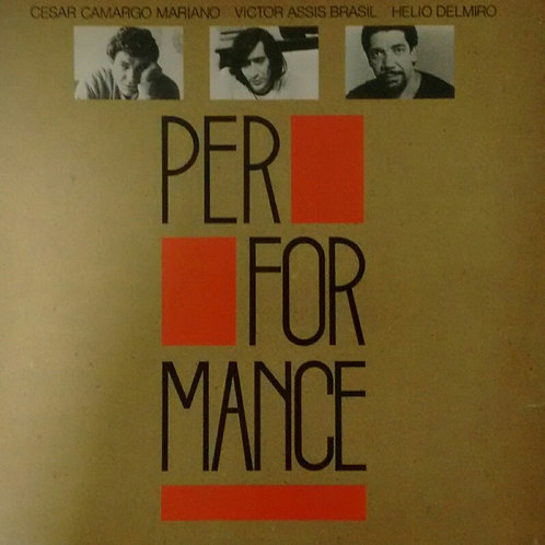 CESAR CAMARGO - PERFORMANCE LP