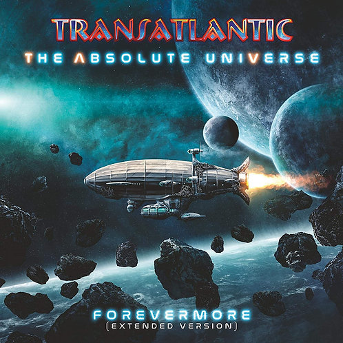 TRANSATLANTIC THE ABSOLUTE UNIVERSE - FOREVERMORE DUPLO CD