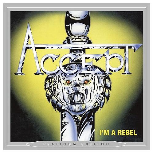 ACCEPT - I´M A REBEL CD