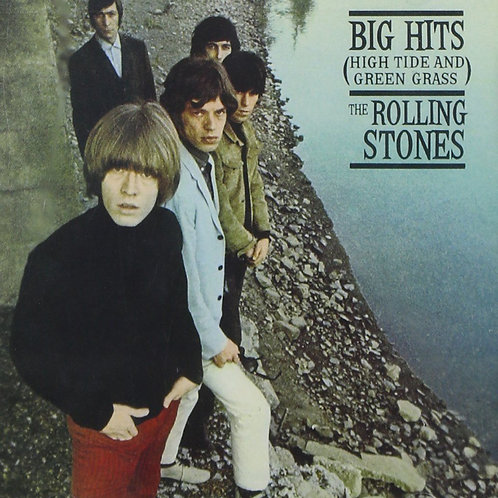 THE ROLLING STONES - BIG HITS CD