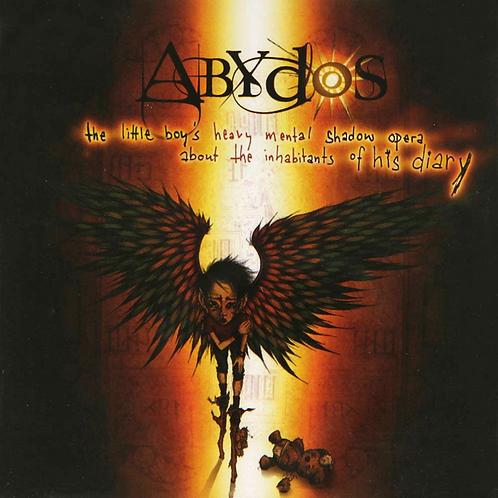 ABYDOS - THE LITTLE BOYS HEAVY MENTAL CD