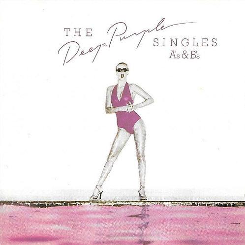 THE DEEP PURPLE - SINGLES A´S & B´S LP
