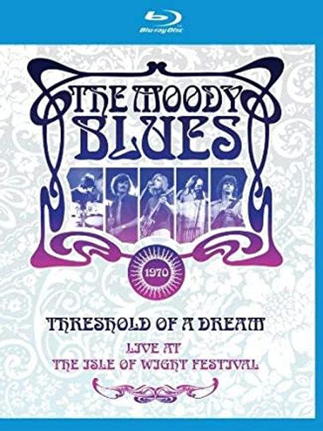 THE MOODY BLUES - THRESHOLD OF A DREAM BLU-RAY