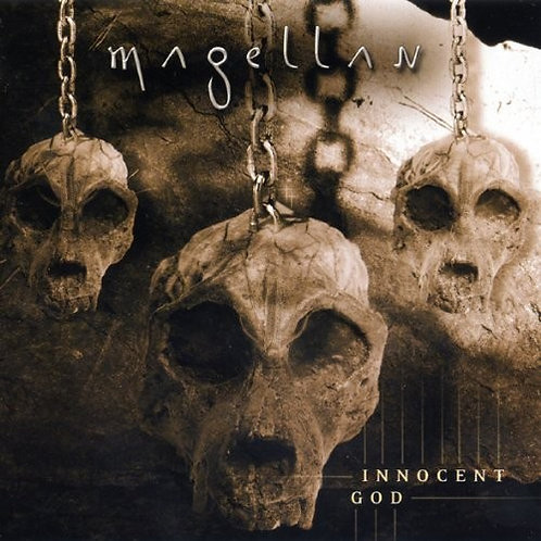 MAGELLAN - INNOCENT GOD CD