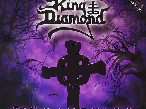 KING DIAMOND - THE GRAVEYARD CD