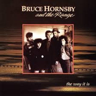 BRUCE HORNSBY - AND THE RANGE LP