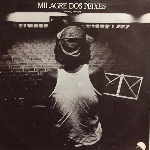 MILAGRE DOS PEIXES - GRAVADO AO VIVO LP