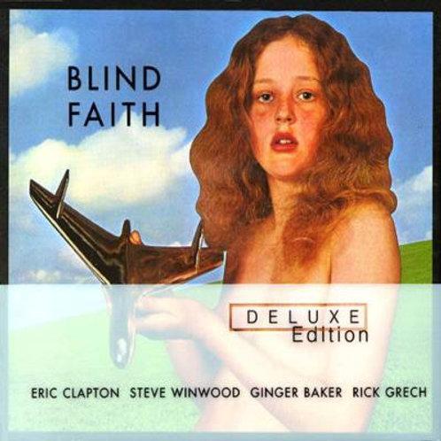 BLIND FAITH - DELUXE EDITION DUPLO CD BOX