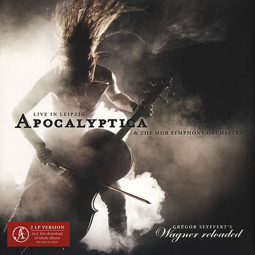 APOCALYPTICA - LIVE IN LEIPZIG CD