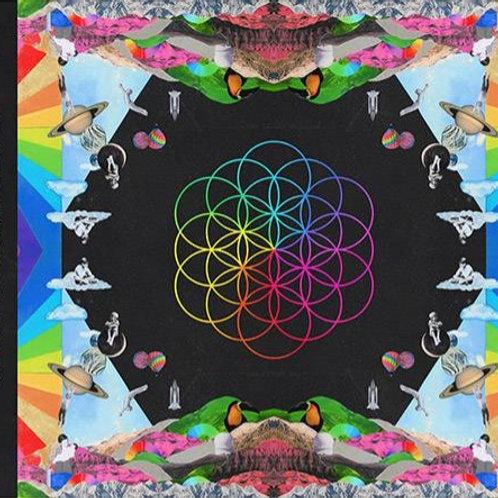 COLDPLAY - A HEAD FULL OF DREAMS CD