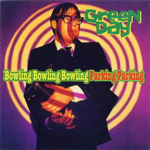 GREEN DAY BOWLING PARKING CD