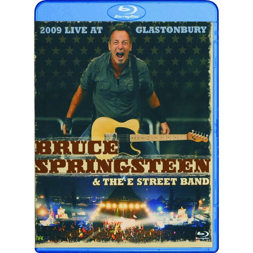 BRUCE SPRINGSTEEN - 2009 LIVE AT GLASTONBURY