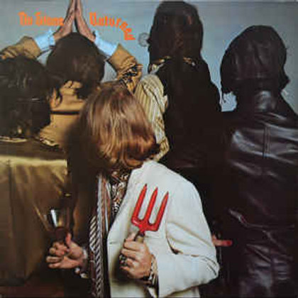 THE ROLLING STONES - NO STONE UNTURNED LP