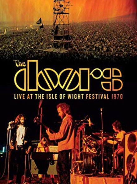 THE DOORS - LIVE AT ISLE OF WIGHT FESTIVAL 1970 DVD