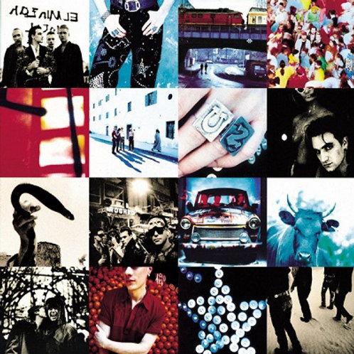 U2 - ACHTUNG BABY CD