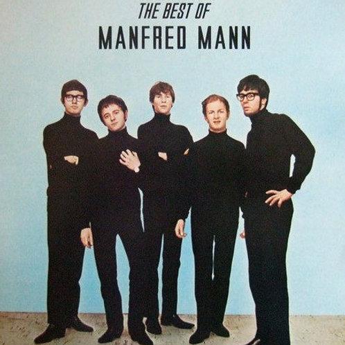 THE BEST OF MANFRED MANN LP