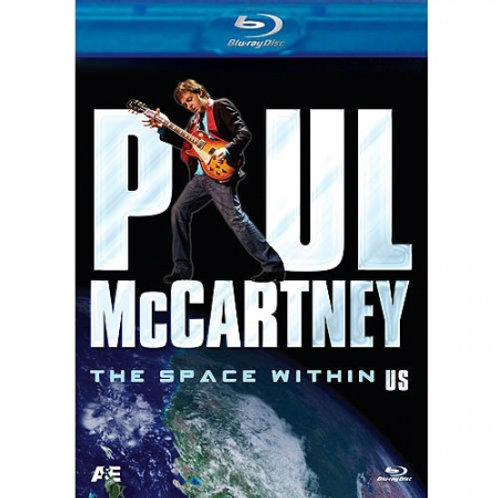 PAUL MCCARTNEY - THE SPACE WITHIN US BLU-RAY
