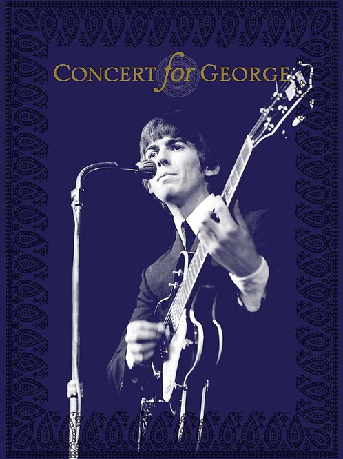 CONCERT FOR GEORGE - DVD