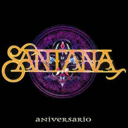 SANTANA - ANIVERSARIO CD