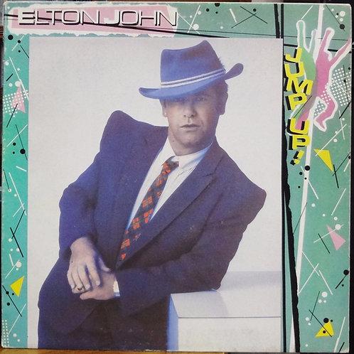 ELTON JOHN - JUMP UP LP