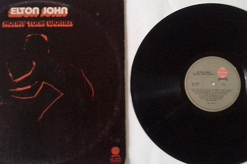 ELTON JOHN - HONKY TONK WOMEN LP