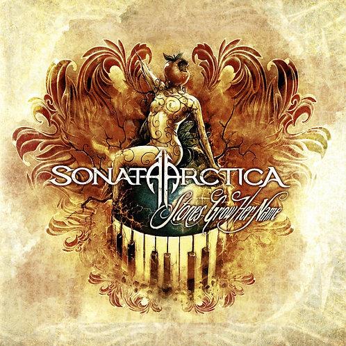 SONATA ARCTICA - STONES GROW HER NAME CD