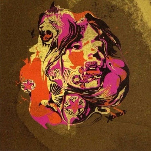 LIVING THINGS - AHEAD OF THE LIONS CD
