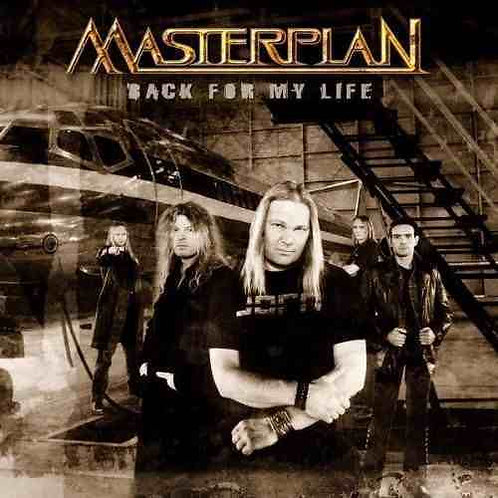 MASTERPLAN - BACK FOR MY LIFE CD