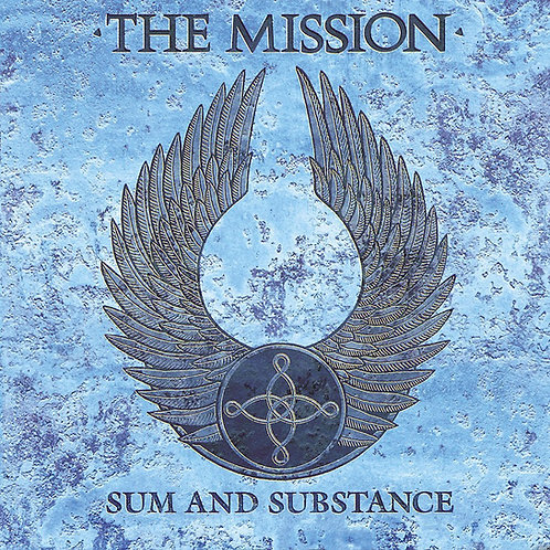 THE MISSION - SUM AND SUBSTANCE CD