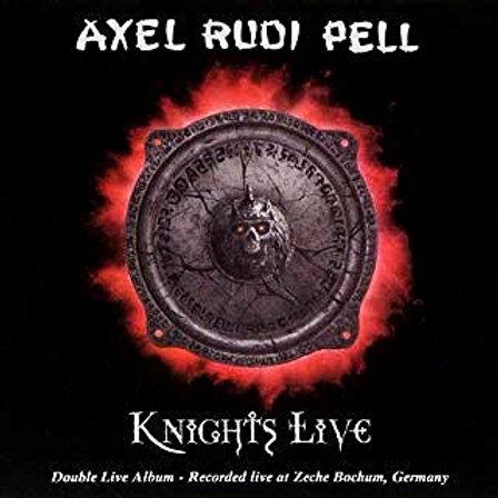AXEL RUDI PELL - KNIGHTS LIVE CD