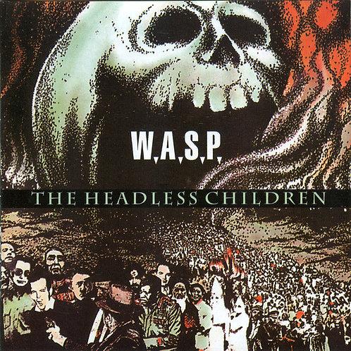 W.A.S.P. - THE HEADLESS CHILDREN CD