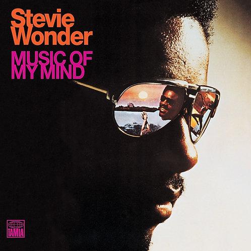 STEVIE WONDER - MUSIC OF MY MIND CD