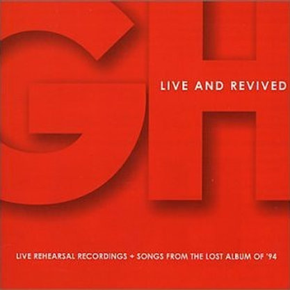 GLASS HAMMER - LIVE AND REVIVED CD