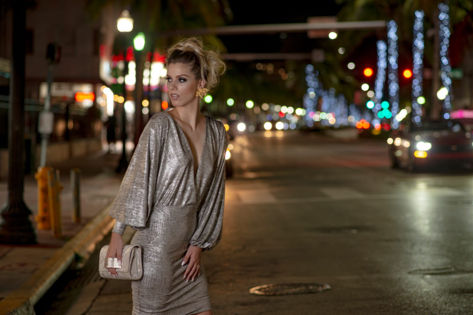 MIAMI FASHION DESIGNER REI GIRALDO