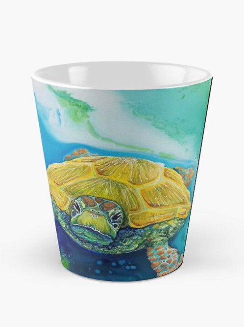 Emerald Beach Tall Mug