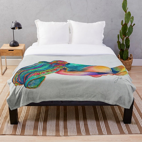 Eyre Collection - Whyalla Throw Blanket