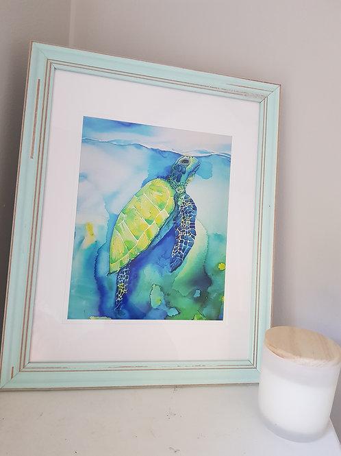 Mindil Beach Framed Print