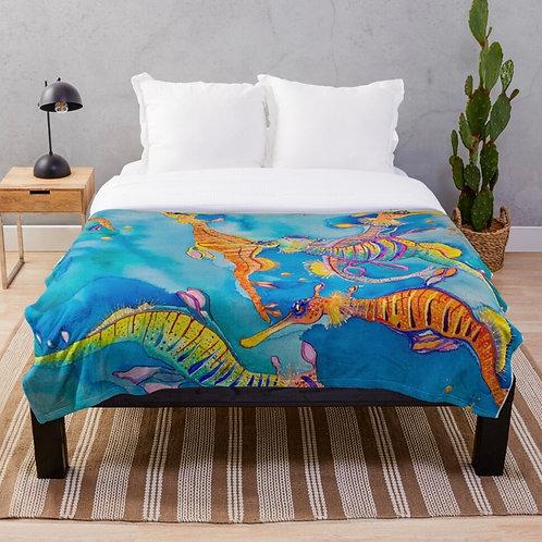 Bremer Bay Throw Blanket