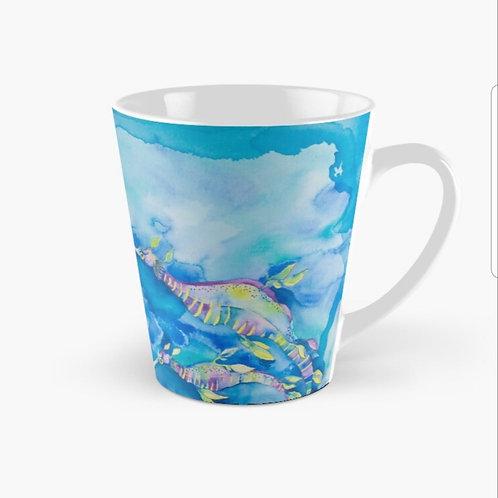 Candy Sea Dragons Tall Mug
