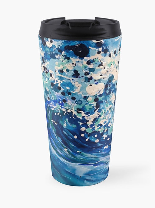 Azure Wave Keep Cup