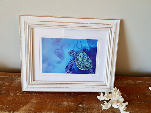 Exmouth Framed Print