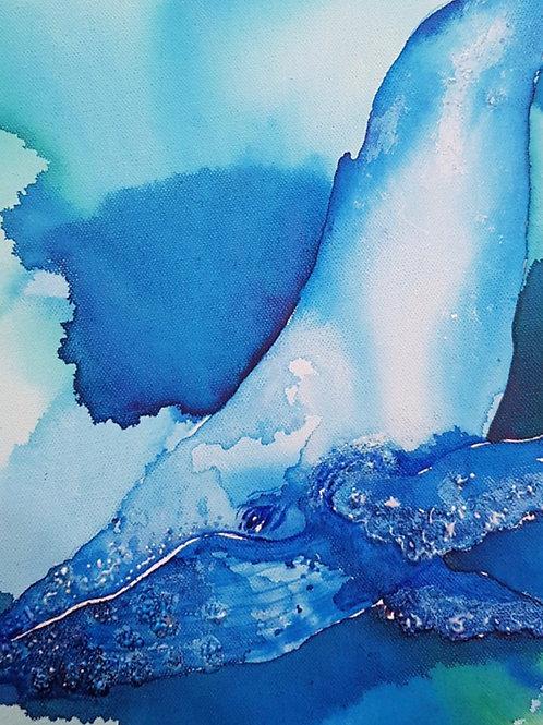 Indian Ocean Art Print