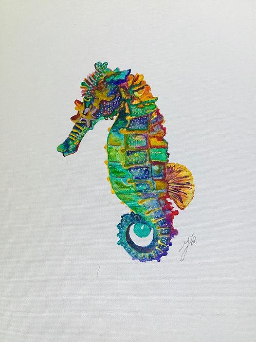 Eyre Collection- Port Pirie Art Print