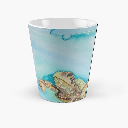 Green Sea Turtle Tall Mug