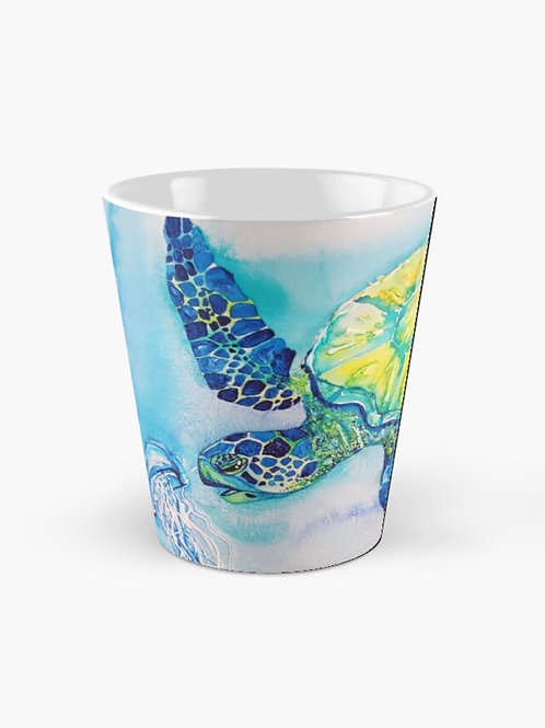 Rainbow Beach Tall Mug