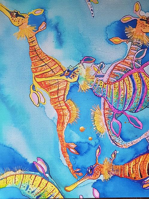 Custom Limited Edition Bremer Bay Canvas Print